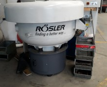 Omielacie zariadenie R220C Rösler